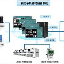 輔料貼合機視覺定位系統 視覺定位手機輔料貼裝平臺