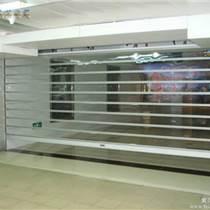 天津和平區安裝水晶卷簾門,安裝商場透明卷簾門