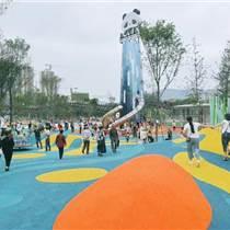 四川成都景区游乐设施 多功能性不锈钢滑梯大型设备厂家