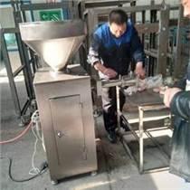 气动定量自动扭结灌肠机宠物食品肠加工设备