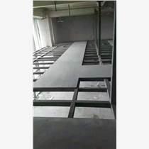 濟南水泥纖維板廠家打造綠色鋼結夾層樓板