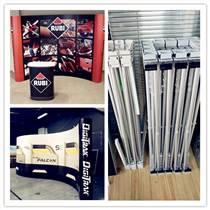 上海邁博展覽器材 工廠直銷 尺寸可定制 拉網展架
