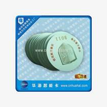 生產ID錢幣卡圓幣卡腕帶卡