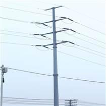 河北电力钢杆厂家 10kv电力钢管杆价格