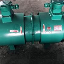 FBD礦用壓入式對旋軸流局部通風機銷售