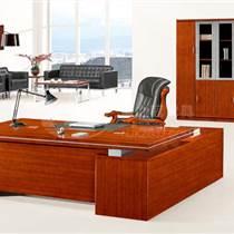 南京康之冠辦公家具大班臺老板桌