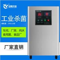 供应广州创粤厂家直销CYA-Y20G养猪场臭氧发生器
