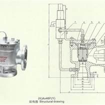 先導式安全閥A46Y(F)-永一安全閥廣東廣州總代理