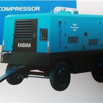 开山空压机LGCY-18/17柴油移动式螺杆空压机