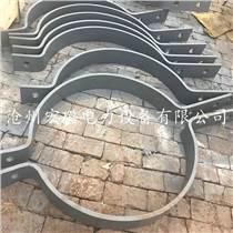 支吊架廠家供應 雙螺栓管夾 立管導向管夾