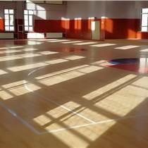 室內木地板球場|實木地板球場建設價格公司廠家