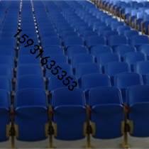 河北勝芳階梯教室排椅,中空吹塑面連體課桌椅