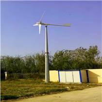 專業生產信賴晟成 5000w路燈用風光互補風力發電機