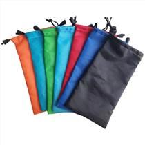 厂家批发饰品首饰包装小布袋 束口移动电源手机收纳涤纶