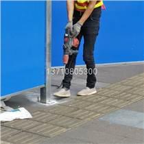 施工圍擋廠家 圍弊價格新標準 廣州夾芯板圍檔