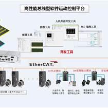 EtherCAT總線控制器 64軸總線型軟件運動控制