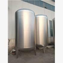訂做臥式純凈水儲存罐50立方儲酒罐