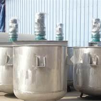 濟南全新1000L開口洗衣液不銹鋼攪拌罐