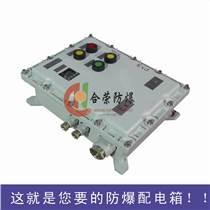非標定做鋼板焊接防爆照明動力配電箱