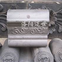 河南厂家生产三星脊各类花脊批发仿古建筑材料别墅凉亭四