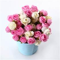 告白花藝手法成熟  為你點綴生活美