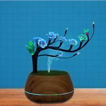 新款幻寶花飾香薰燈新款創意擺件家居飾品