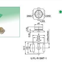超小型同轴连接器-R-SMT-1(80)原装正品HR