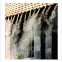 怎么安裝商業街降溫人工造霧系統