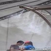 襄樊市戶外商業街噴霧降溫工程承包安裝