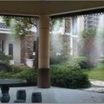 襄樊市度假酒店綠化帶人工造霧設備工藝精湛