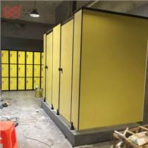 富滋雅专业定制二代抗倍特板密度板公共厕所隔墙