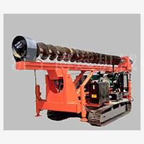 工程打樁機 復雜地質打樁機 一次成孔的建筑打樁機