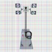 曲臂式升降照明12V
