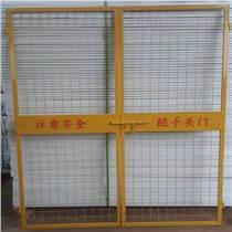 工地专用人货梯安全门A邢台工地专用人货梯安全门实体厂