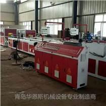 竹木纖維墻板生產設備 竹木纖維集成墻板生產線