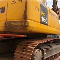 寧波二手小松160-7挖掘機出售