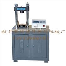 蓝硕仪器DYE-300S型水泥全自动压力试验机厂家直