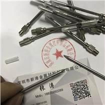 304不銹鋼毛細管 精密加工 縮尖磨尖 打孔變徑
