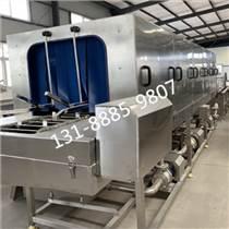 蔬菜筐清洗機 高效節能塑料托盤清洗 周轉箱清洗機