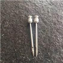 304不锈钢毛细管 精密切断加工 缩尖磨尖打孔变径