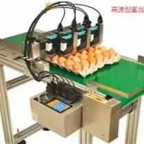 長沙蛋品噴碼機打碼機雞蛋鴨蛋皮蛋噴碼機