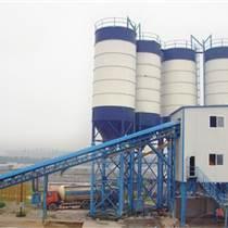 廠家供應環保節能HZS120混凝土攪拌站