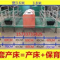 滄州養豬設備[促銷] 新型母豬雙體產床(2.13.