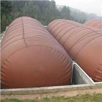可移動的紅泥沼氣發酵袋