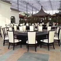 達州市三鑫家具廠定制批發中餐廳成套餐桌椅