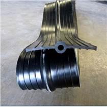 中埋式钢板橡胶止水带 乙型橡胶止水带