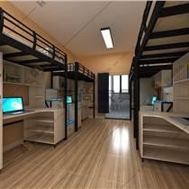 云南高校宿舍家具艾尚家具 用品质打响品牌