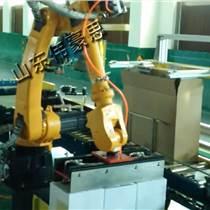 調味品智能搬運機械手 裝箱自動碼垛設備