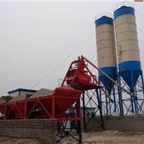 专业供应节能实用HZS25混凝土搅拌站