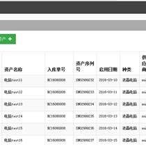 RFID資產管理系統模塊-RFID資產管理系統流程